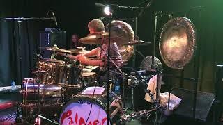 Carl Palmer amazing drum solo Glasgow 24 November 2017 Audio ELP
