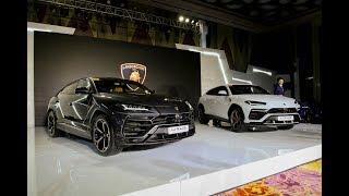 Lamborghini Manila Unveils The Urus