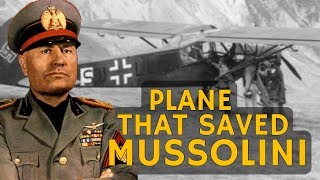 ⚜ | Fieseler 'Storch' Fi 156 - The Plane That Saved Mussolini