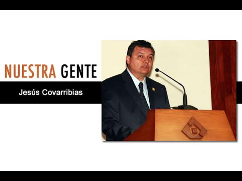 Magistrado Jesús Covarrubias nos presenta su libro