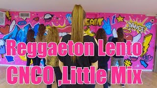Download Lagu CNCO, Little Mix - Reggaetón Lento (Remix)| Choreography by: Shaked David Gratis STAFABAND