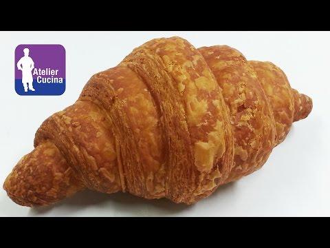 Croissant Parigino ricetta