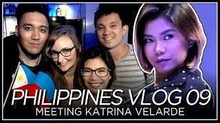 Download Lagu Meeting Katrina Velarde w/ Adobo Sandwich - PHILIPPINES VLOG 09 [2018] Gratis STAFABAND