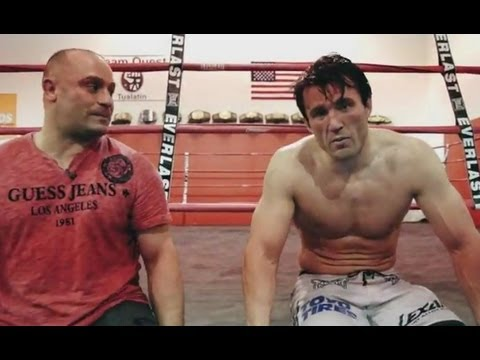 Fight Camp Insider with Matt Serra - Chael Sonnen Episode Image 1