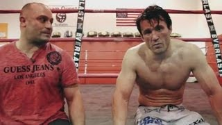 Fight Camp Insider with Matt Serra - Chael Sonnen Episode