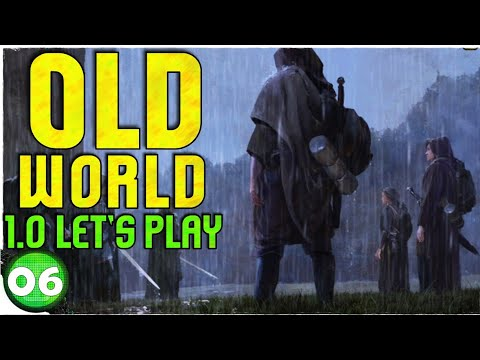 Old World Release 1.0 Version Deutsch 🟢 Reif für die Insel(n) (06) [2K]