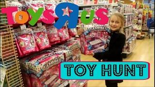 Toy Hunt at Wallmart and Toys R Us | Fun Kids Stuff