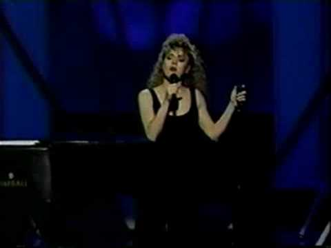 Bernadette Peters on The Tonight Show July 1989, Part II
