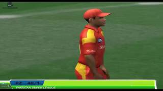 Download Islamabad United vs Peshawar Zalmi PSL 2017 | EA Cricket 17 GamePlay 2017 3Gp Mp4