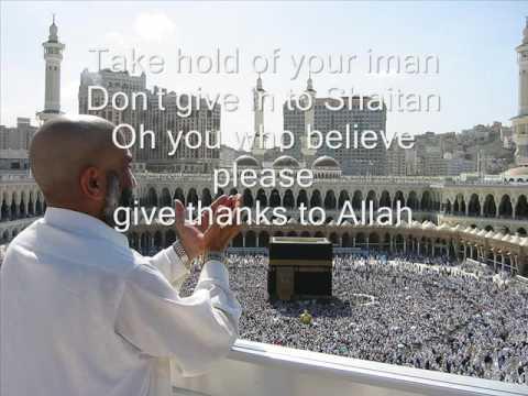 Give thanks to Allah by Zain Bhika