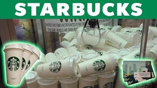 Three STARBUCKS gift card wins from the claw machine!