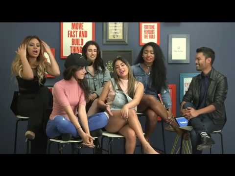 FIFTH HARMONY: Q&A Live on Facebook