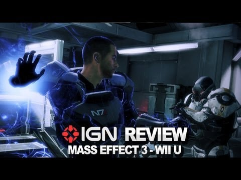 Mass Effect 3 Wii U Video Review - IGN Reviews