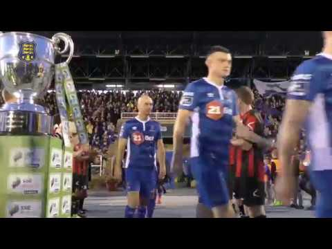 Waterford FC 1-0 Longford Town - RSC - SSE Airtricity League First Division Champions 22-09-2017