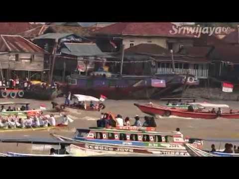 Juara 1 Tim Perahu Bidar Sobli Taufik Meraih Uang Rp. 60 Juta