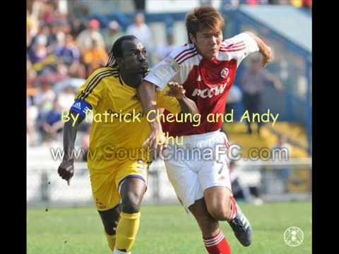 Hong Kong Football Player- 陳肇麒Chan Siu Ki Performance08-09 Video
