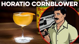 Archer's Horatio Cornblower | How to Drink