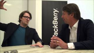 Talking Q10 in the USA w/ BlackBerry COO, Kristian Tear