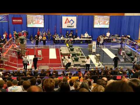FRC Oregon City Semifinals match 6 2015 4k