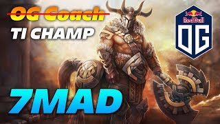 7Mad Ceb Centaur Warrunner | TI CHAMP | Dota 2 Pro Gameplay