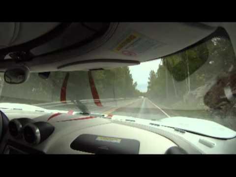 2012 Koenigsegg Agera on Koenigsegg Agera R Hard Acceleration