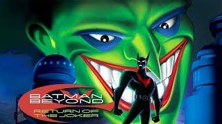 Прохождение игр бэтмен будущего