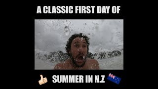 Happy Summer New Zealand.