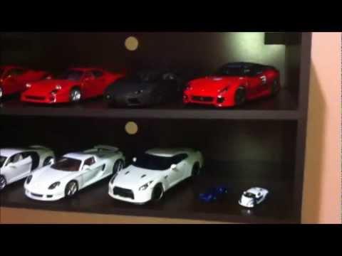 Nice Diescast Collection 1:18 Scale Autoart, Kyosho, Minichamps, Hot Wheels Elite