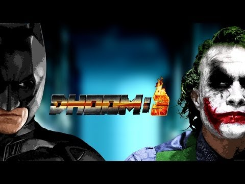 Dhoom 3 - Dark Knight Remix Movie Trailer