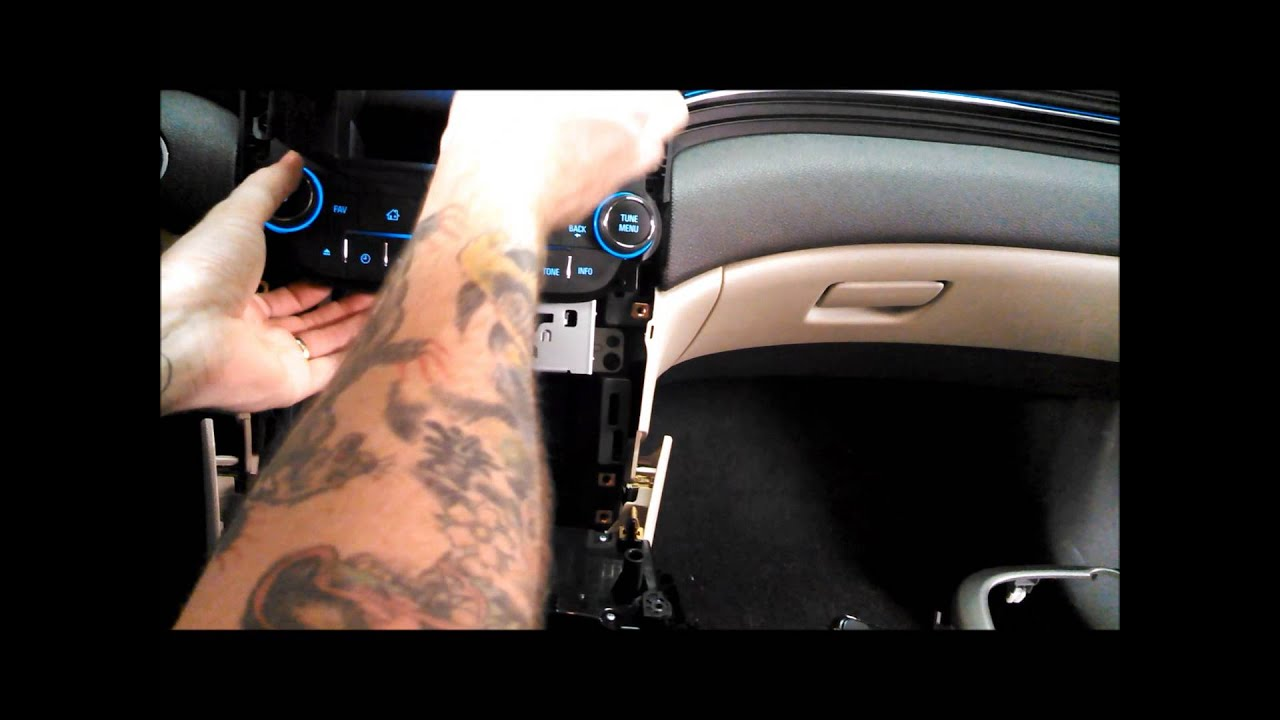 How to add Factory GM Navigation to a 2013-2014 Chevrolet ...