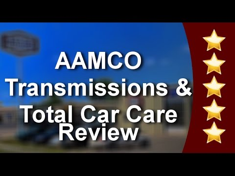 AAMCO Transmissions & Total Car Care Waco Great Five Star Review by David B.