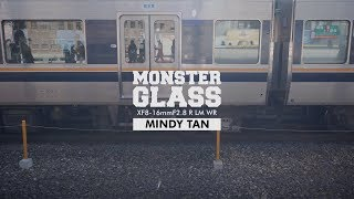 Monster Glass XF8-16mmF2.8 with Mindy Tan x Travel / FUJIFILM