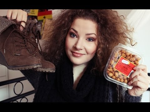 BRIXTON HAUL / NOVEMBER FAVOURITES - Music, Fashion, Food, Beauty, Lifestyle