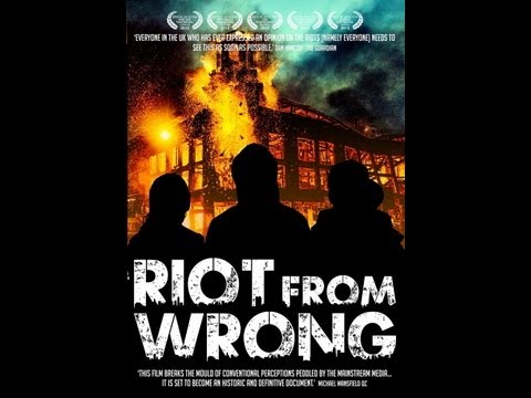 Mark Duggan film - Riot From Wrong Official Trailer 2014