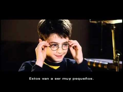 I provini di Daniel Radcliffe, Rupert Grint y Emma Watson
