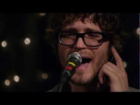 Ra Ra Riot - I Shut Off (Live on KEXP)