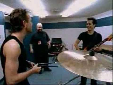 Metallica - Cunning Stunts Backstage Jam