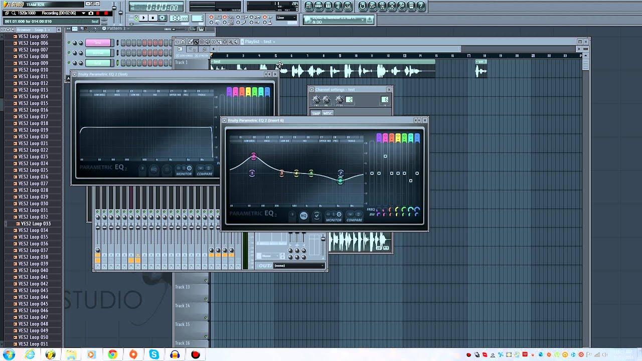 Как сделать синтезатор в fl studio