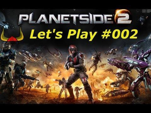 Let's Play Planetside 2 [Deutsch] [HD] - #002 Erster Kampfeinsatz