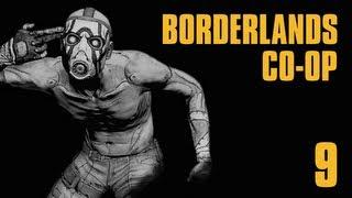 Прохождение Borderlands Co-op : Часть 9 — Круг смерти