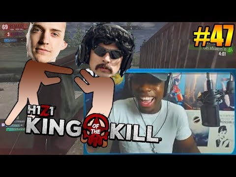 FUNNY H1Z1 INGAME ROAST WITH OPscT!? H1Z1 - Oddshots & Funny Moments #47