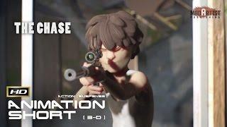 Hoạt hình 3D: Cuộc truy bắt - The Chase