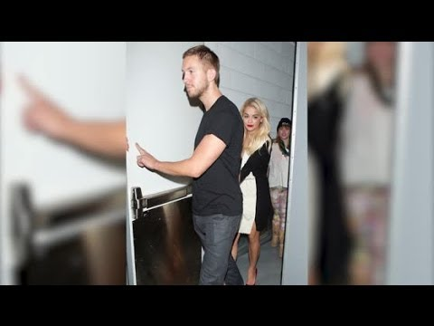 Rita Ora and Calvin Harris End Relationship