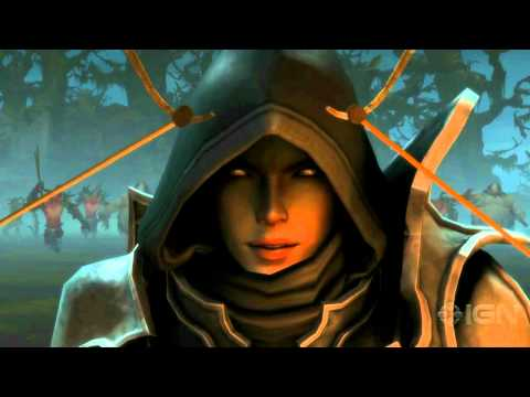 Diablo 3 - The Demon Hunter Trailer