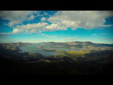 Port Hills,Christchurch,New Zealand time-lapse,GoPro Hero4 black