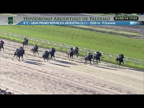 GP Republica Argentina (G1) - Hipodromo de Palermo - Argentina - 01/05/2014
