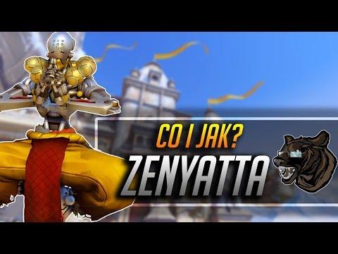 [Poradnik Overwatch] Zenyatta - Co I Jak?