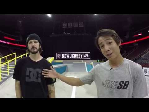 Chris Cole and Sean Malto: 2016 SLS New Jersey GoPro Course Preview