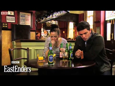 Lauren is Drunk & Disorderly - EastEnders - BBC