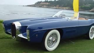Bugatti Type 101C Ghia Roadster